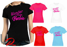 Waist Length Cotton Funny T-Shirts for Women