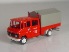 Feuerwehr Gerätewagen Mercedes L 407 D - Preiser HO 1:87 -  35015  #E