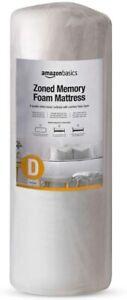 Zoned Memory Foam Mattress Double