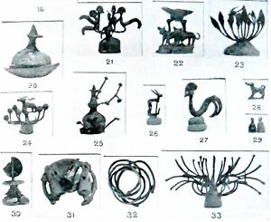 Catalogue of the Prehistoric Antiquities from Ādichanallūr and Perumbāir - 1915