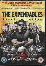 THE EXPENDABLES  - NEW (N156) {DVD}