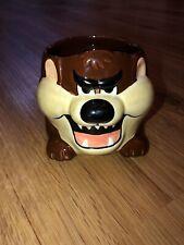 Vintage 1989 Taz Griswold Christmas Vacation Coffee Mug Applause Tasmanian Devil