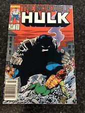 The Incredible Hulk 333 Marvel KEY 1st McFarlane Cover VF  Newsstand Peter David
