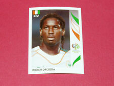 205 D. DROGBA COTE D'IVOIRE PANINI FOOTBALL GERMANY 2006 WM FIFA WORLD CUP
