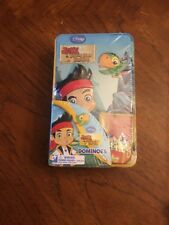 NEW!SEALED! Disney Jake and the Neverland Pirates Dominoes Game