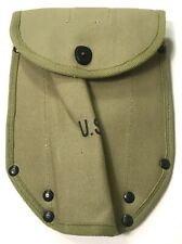 WWII US M43 M1943 ENTRENCHING SHOVEL TOOL CARRIER COVER-OD#3
