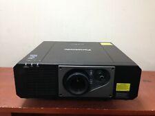 Panasonic PT-RZ570B 1080P DLP Projector Black 283 Hours | C1852DS