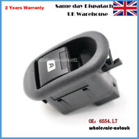 FIT Peugeot 1007 Citroen C2 C3 FO6 Electric Window Switch Button 4 Pins 6554.L7