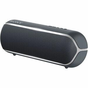 SRS-XB22-B Sony dustproof and waterproof Bluetooth speaker (black) SONY