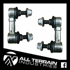 ATI ADJUSTABLE FRONT SWAY BAR LINKS - NISSAN NAVARA D40 D23 NP300 R51 X-CLASS