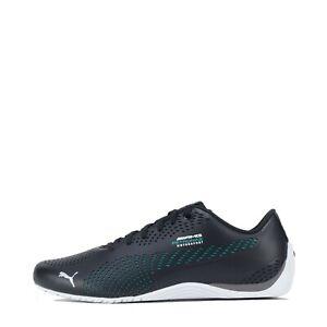 Puma Men's Mercedes AMG Petronas Drift Cat 5 Ultra II 2 Trainers Shoes Black