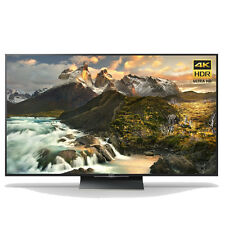 Sony XBR-65Z9D 65-inch 4K Ultra HD Smart HDR LED TV Z9D Series Android 3D WiFi
