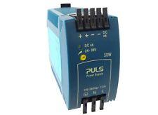 DC Stromversorgung PULS ML50.100 Power Supply Hutschienen-Netzteil 24V 50W 2,1A