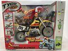 Tyco RC Motorcycle Mattel - Extreme Moto X Cycle Travis Pastrana 2002