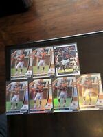 DEANDRE HOPKINS SILVER PRIZM CARD CARDINALS 2020 Silver Lot Of (4) And (3) Base