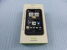 HTC HD2 Schwarz! Neu & OVP! Ohne Simlock! Unbenutzt! Versiegelt! Sehr selten!