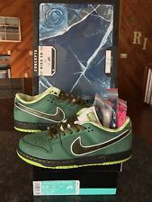 95cd7d45 Concepts Nike SB Dunk Pro Low Green Lobsters CNCPTS Skateboarding LIMITED  RARE