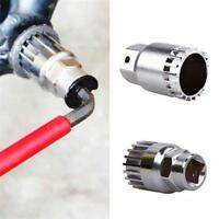 Cycling Bicycle Bottom Bracket BB Cassette Steel Remove Remover Repair BB Tool Q