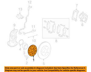 Mercedes MERCEDES-BENZ OEM 10-15 E350-Front Wheel Hub 2213370245