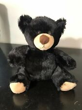 "Lot of 12 Wholesale 10-12"" Plush Stuffed Teddy Bears Bear Toys - Black Bear"