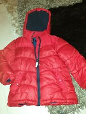 Boys puffa coat 4/5yrs