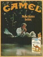 CAMEL cigarettes - 1982 Vintage Print Ad