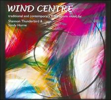 Thunderbird, Shannon : Wind Centre CD