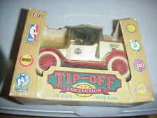 1994 ERTL TIP-OFF COLLECTION DIE CAST BANK*WHITE CHICAGO BULLS PICK-UP TRUCK*NIB