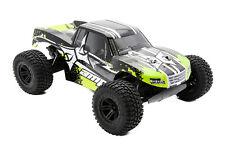 ECX AMP 1:10 2WD Monster Truck: Negro/Verde RTR RC Coche SPEKTRUM ECX03028IT2