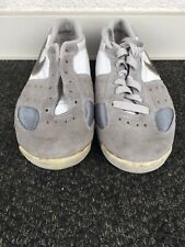 buy online 0a1c2 d8d3e Vtg Nike Lo Top Cross Trainer Athletic Shoes Sz 7 1980s Korea Gray 871012