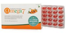 Pharma Nord Omega 7 Sea Buckthorn Oil 150 Capsules (Dry Eyes, Dry Mouth)