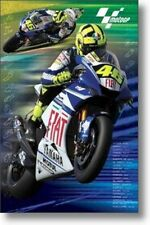 MOTOGP POSTER Valentino Rossi - Motorcycle Racing NEW - PRINT IMAGE PHOTO -PW0