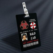 Resident Evil - Alice Prop ID Badge