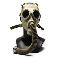 Soviet russian Gas mask PDF-7. Mask + hose. New.