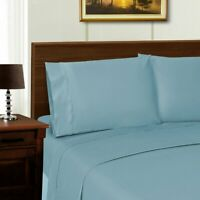 600 Thread Count Soft Tencel Blend Sheet Set by Superior