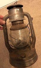 No.2 Kerosene Lantern Antique Dietz D-Lite Vintage Syracuse NY USA 1943