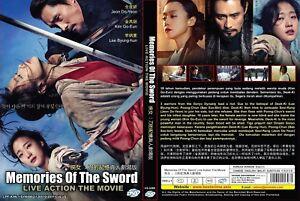 Memories of the Sword (Movie) ~ All Region ~ Brand New & Factory Seal ~ Korean