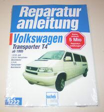 Reparaturanleitung VW T4 Bulli, Transporter, Caravelle, Bus - ab 1995!