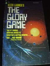 The Glory Game By Keith Laumer 1st 1973 Popular Library Paperback