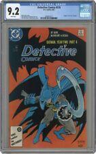 Detective Comics 578 - Batman Year Two Storyline - CGC Grade 9.2 - 1987