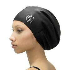 Extra Large XL Swimming Cap by SOUL CAP - Designed for Long and Voluminous Hair