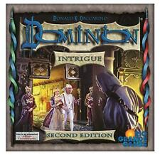 NEW Dominion Intrigue 2nd Edition Replacement Cards Parts Second - Parts
