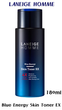 [LANEIGE] Homme Blue Energy EX Skin Toner 180 ml Deep Sea Water Anti-Aging