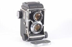 [Exc+5] Mamiya C220 Pro TLR Medium Format (New light shiels) 105mm f3.5 #1765