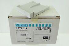 10x SIEMENS 5ST2 122 Füllstück Distanzstück für N-Automat 5ST2122 (10Stk) UNUSED
