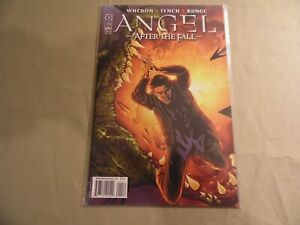 Angel After The Fall #11 Cover A (IDW 2007) Free Domestic Shipping