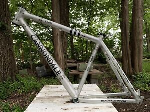Cannondale Furio Dual Assault Frameset Size Large 2005 F600 Made in USA