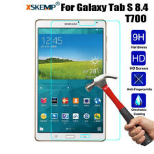 Genuine Tempered Glass Screen Protector for Samsung Galaxy Tab S 8.4 T700 T705