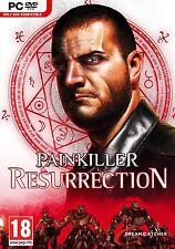 PAINKILLER RESURRECTION PC NEW SEALED FAST POST