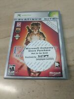 Fable The Lost Chapters Microsoft XBOX Lionhead Studios
